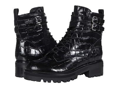 Marc Fisher LTD Barren 2 (Black Leather) Women