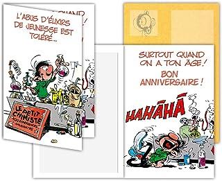 Amazonfr Carte Anniversaire Humour Livraison Gratuite