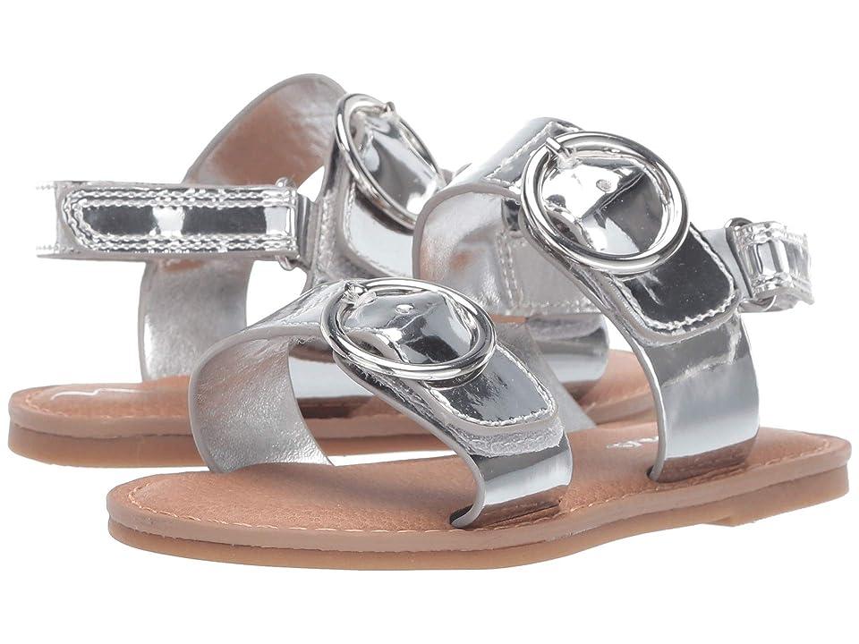 Nina Kids Brunny (Toddler/Little Kid/Big Kid) (Silver Metallic) Girls Shoes