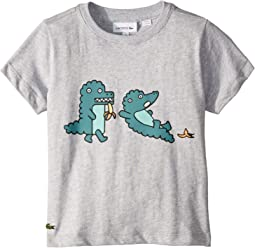 Fun Croc Tee Shirt (Toddler/Little Kids/Big Kids)