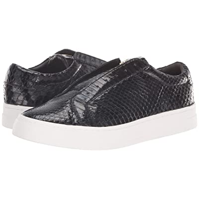 Donna Karan Caya Slip-On Sneaker (Black) Women