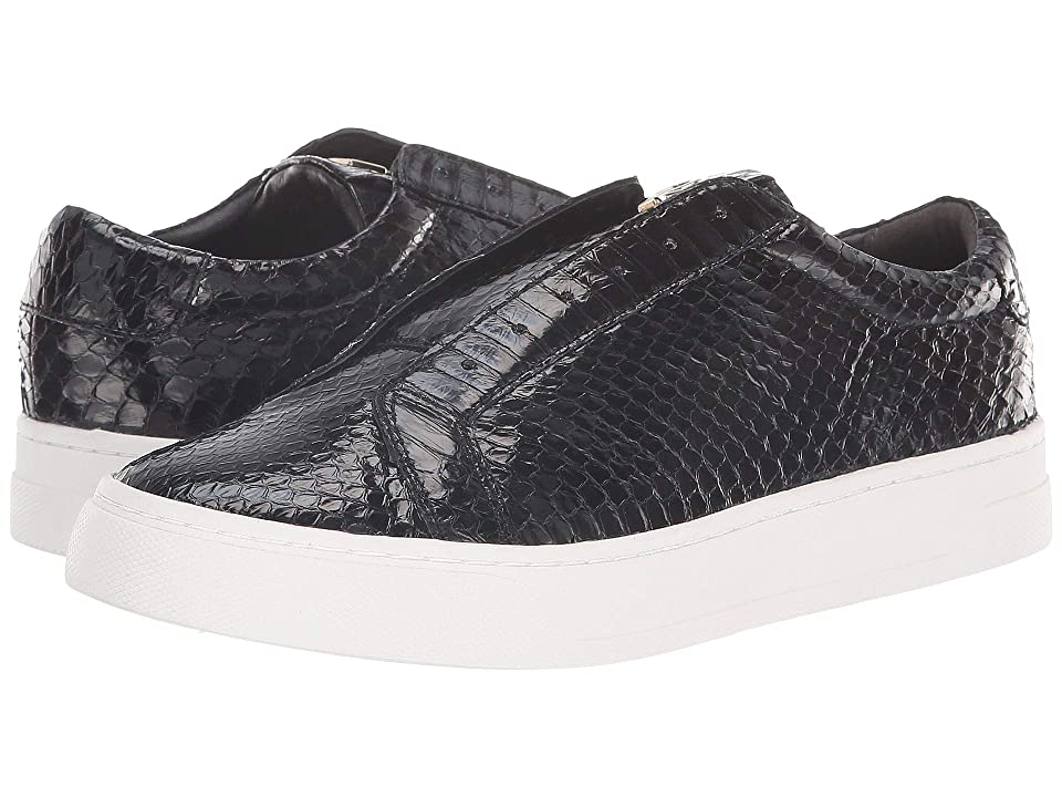 Donna Karan Caya Slip-On Sneaker (Black) Women