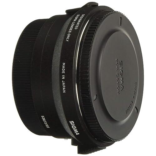 Sigma MC-11 Mount Converter Canon EF for Sony E-Mount Camera (Black)
