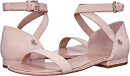Pearl Pink Suede