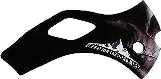 Training Mask Elevation 2.0 Skull Sleeve Black Large