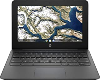 "HP Chromebook 11a-nb0000ns - Ordenador portátil de 11.6"" HD (Intel Celeron N3350, 4GB RAM, 32GB eMMC, Intel HD Graphics, s..."
