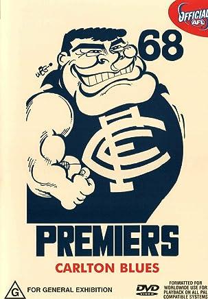 AFL Premiers 1968 Carlton