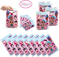 30 Packs The New lol Cute Party Gift Bags,lol Gift Bags Party Supplies lol Themed Party, Birthday Decoration Gift Bags LOL suppliers