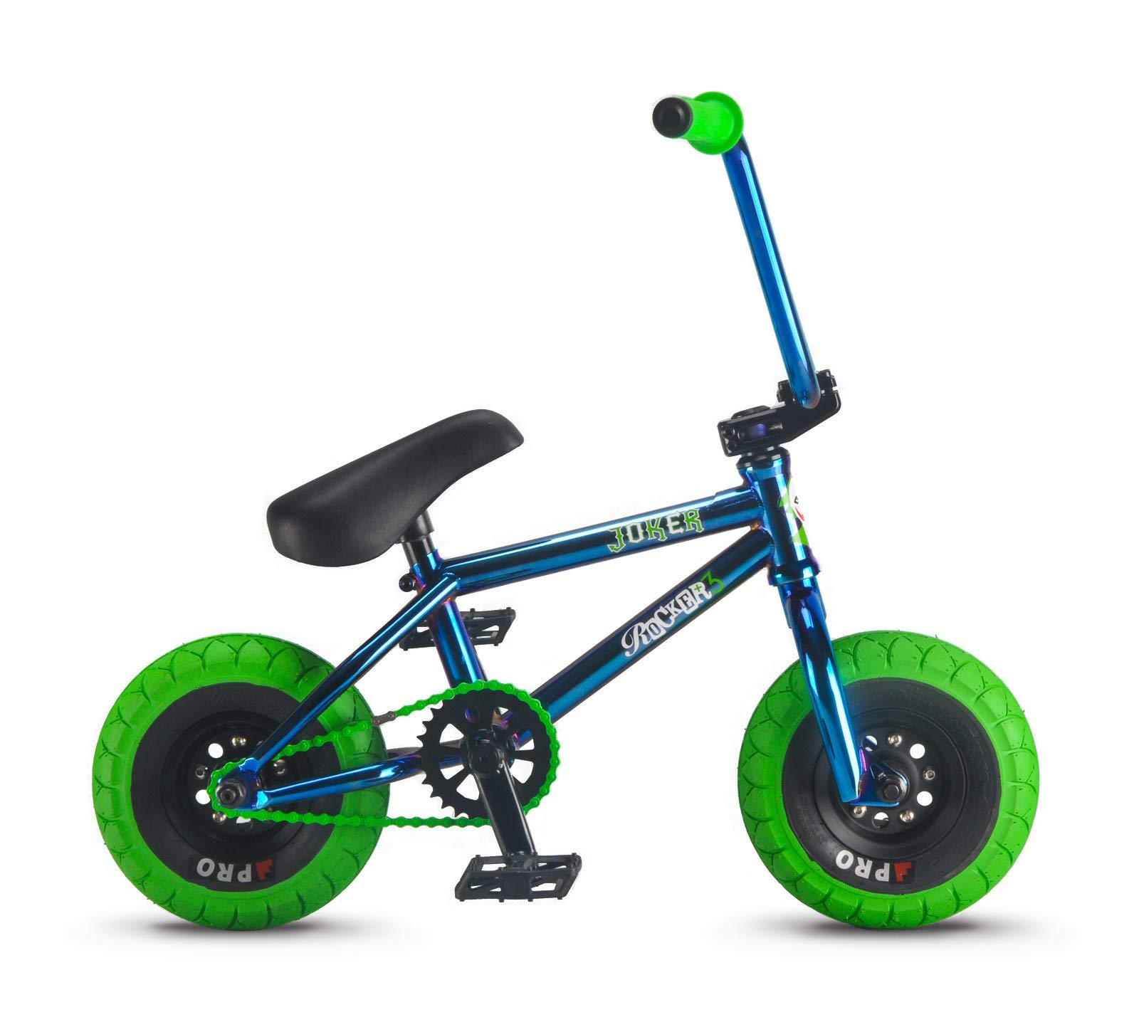 Bicicleta mini-BMX de Rocker BMX, modelo Joker 3+: Amazon.es ...