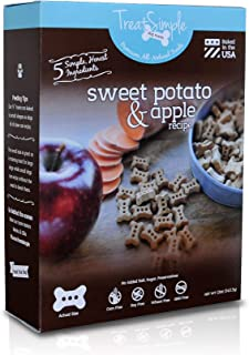 TreatSimple Sweet Potato & Apple, 12oz