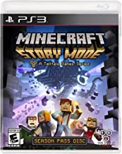 Minecraft Story Mode PlayStation 3 by Telltale Games