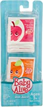 Baby Alive 10 Pack of Juice with Sippy Cup