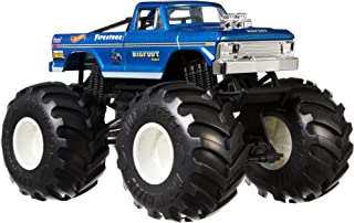 Hot Wheels Big Foot Monster Truck, 1:24 Scale