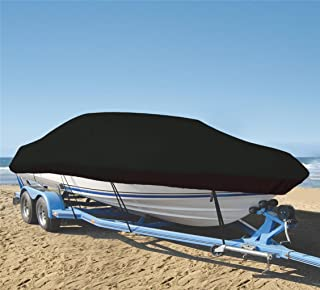SHT-SBU 9 oz Boat Cover Custom Cover Exact FIT for Chris-Craft 208/218 Concept 1991-1992