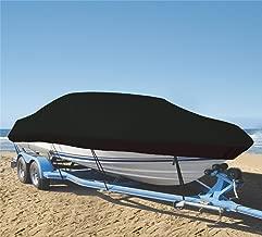 SHT-SBU 9 oz Boat Cover Custom Cover Exact FIT for Tracker Targa V-18 WT 2011-2017
