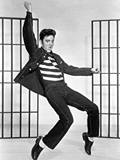MOTIVATION4U Elvis Presley, Also Known as Elvis Aaron Presley, an American Singer and Actor, King of Rock and Roll 12 X 18 inch Poster