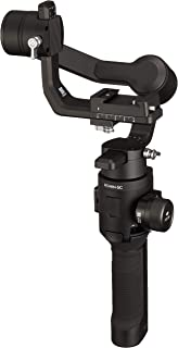DJI Ronin-SC Pro Combo Gimbal - Kit con Estabilizador portátil Profesional de 3 Ejes Cables de Control Soporte para cámara sin Espejo Compatible con Sony/Nikon/Canon/Panasonic/Fujifilm