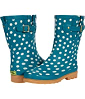 Waterproof Mid Rain Boot