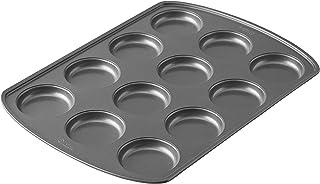 Wilton Perfect Results Premium Non-Stick Bakeware Muffin Top Baking Pan, Enjoy the Best..