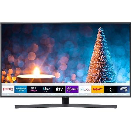Samsung Series 7 Ru7400 109 2 Cm 4k Ultra Hd Smart Tv Wi Fi Black Amazon De Elektronik Foto