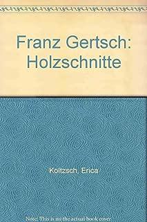Franz Gertsch Holzschnitte