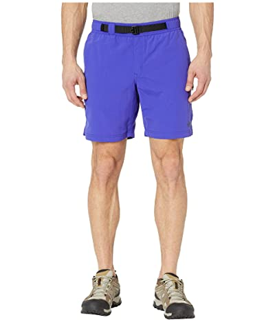 The North Face Class V Belted Trunk (Aztec Blue) Men