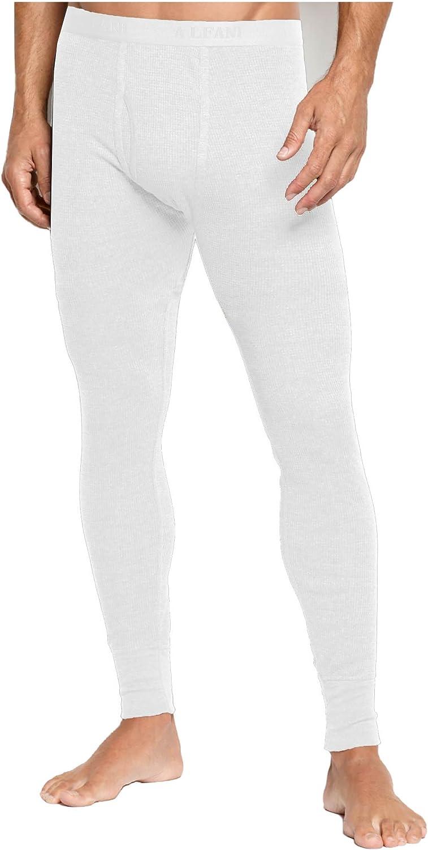 Alfani Mens Waffle Knit Thermal Long Underwear