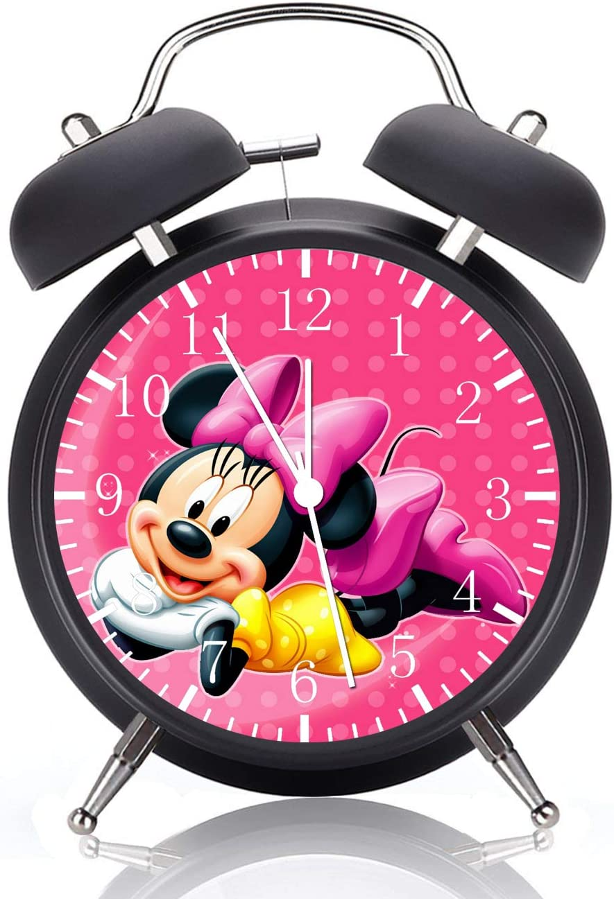 Minnie Mouse Alarm Desk Clock 4