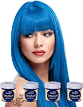 La Riche Directions Colour Hair Dye 4 Pack (Lagoon Blue)