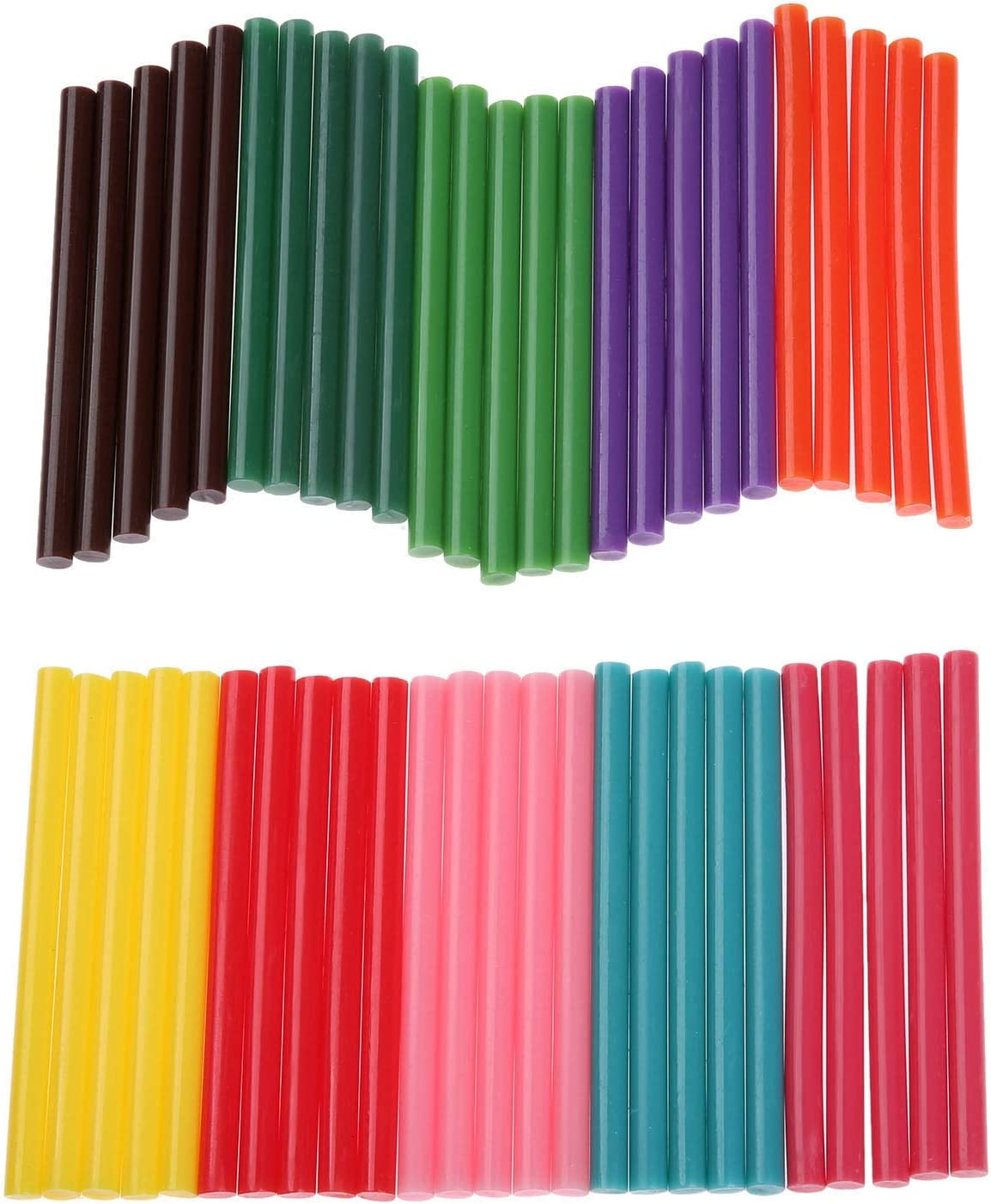 Hot Melt National products Glue Stick DIY Adhesi In stock 50Pcs 7x100mm