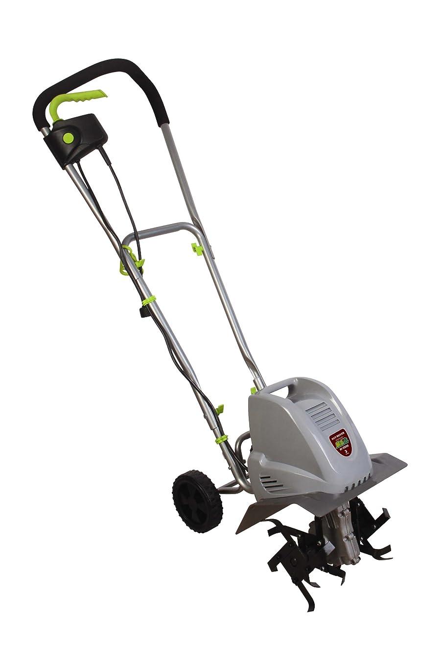 キャラクター寺院逆さまにアルミス 耕運機 AKTシリーズ AKT-1050WR お庭や畑を耕すことができます グレー 本体: 奥行39cm 本体: 高さ110cm 本体: 幅93cm