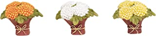 Department 56 Village Collections Accessories Mums for Mom Figurines, 1.06