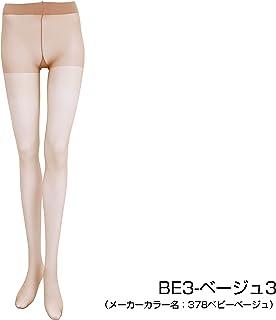 アツギ/ATSUGI ミラキャラット STYLE UP パンティストッキング(BE3-ベージュ3、M-L)