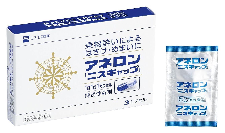 狂気フレキシブル真鍮【指定第2類医薬品】アネロン「ニスキャップ」 3カプセル ×4