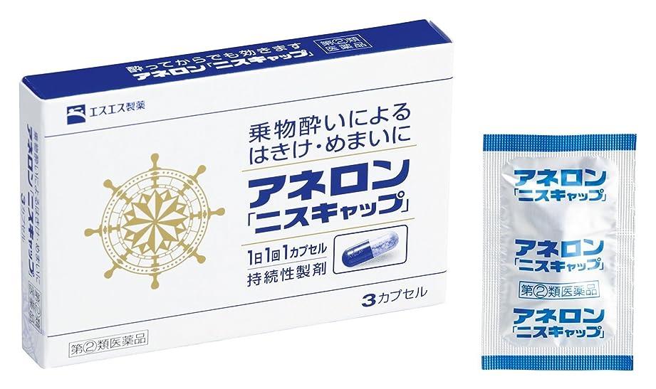 コンプライアンス合計珍しい【指定第2類医薬品】アネロン「ニスキャップ」 3カプセル ×4