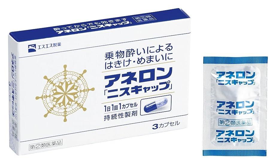 南見る人セグメント【指定第2類医薬品】アネロン「ニスキャップ」 3カプセル ×4
