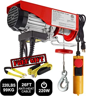 Best winch system for garage Reviews