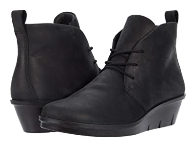 ECCO Skyler Chukka Boot (Black) Women