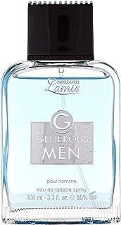 Generous by Creation Lamis for Men - Eau de Toilette, 100ml