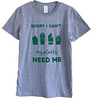 The Bold Banana Unisex My Plants Need Me T-Shirt