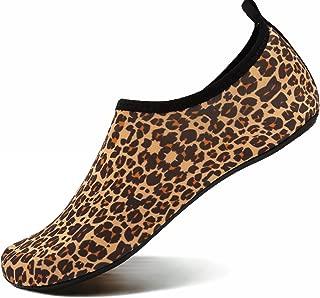 Best leopard water shoes Reviews