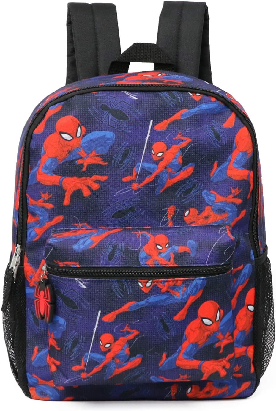 Spiderman Marvel 2021 model All Over Be super welcome Print Size Backpack 16