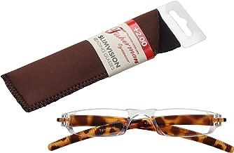 lightfly rimless glasses