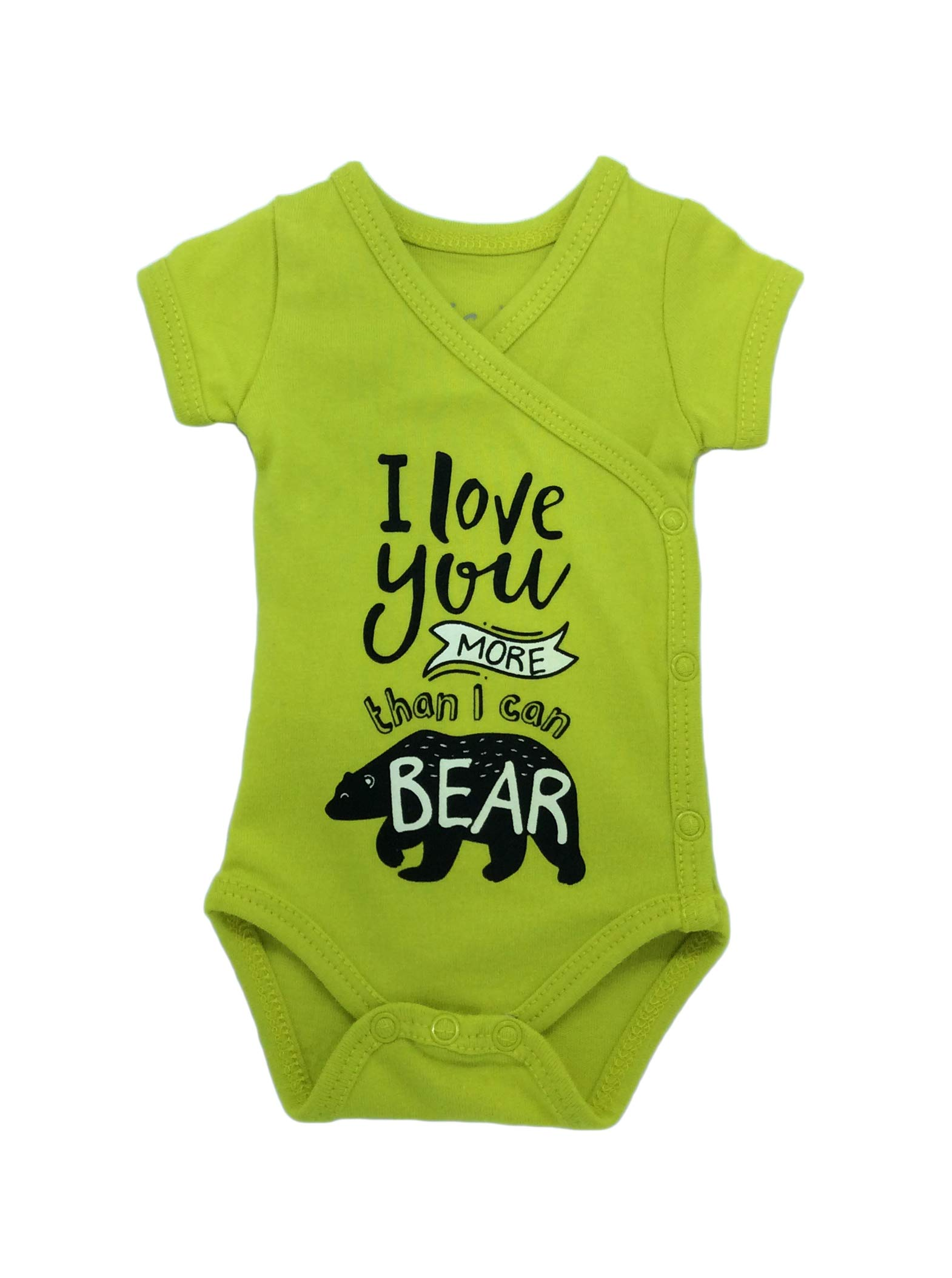 Sizes 9-24 Months SIBINULO Baby Boys Baby Girls Sleepsuit with ABS Mix Pack of 2