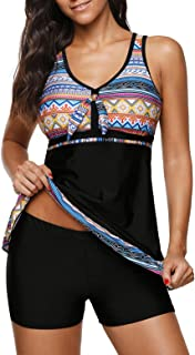 Women's Swimsuits With Shorts