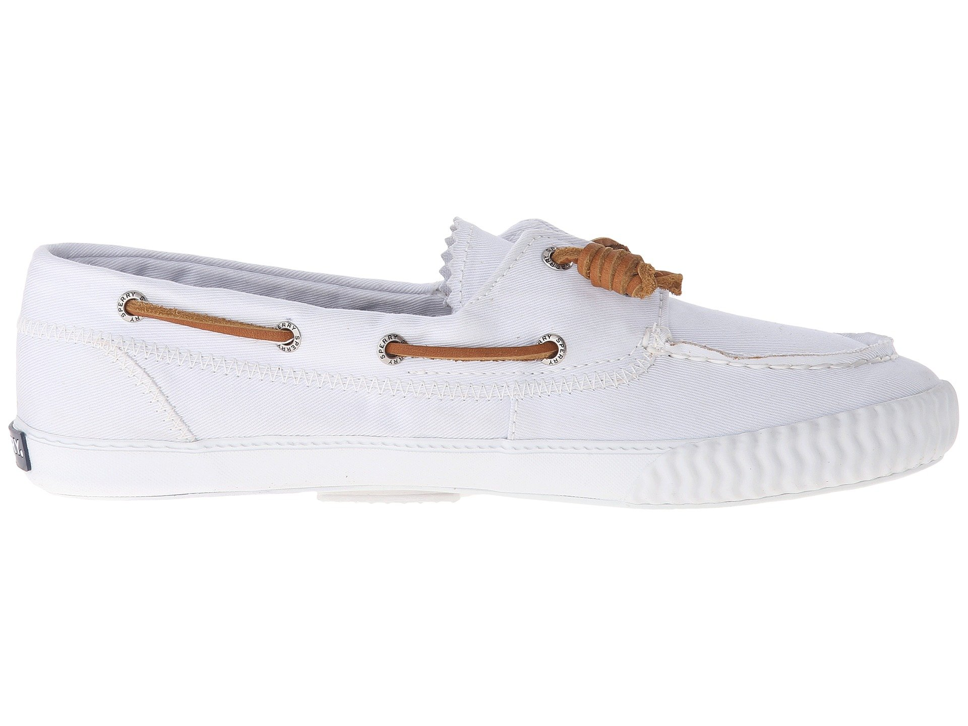Sperry Washed Sperry Sperry White White Away Sayel Washed Away Sayel wpgqnUB