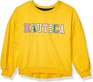 Girls' Long Sleeve Crewneck Sweatshirt