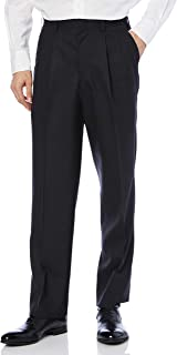 [コナカ] スーツパンツ PT-3990-ツータック メンズ