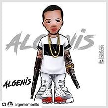 Algenis music app