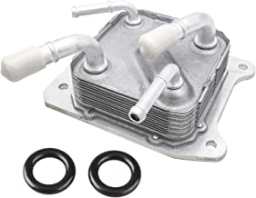 Engine CVT Transmission Oil Cooler W/O-rings Fits For 2013-2017 Nissan Rogue Altima Maxima Murano Pathfinder Quest All Engine 21606-28X0B
